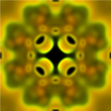 Spatial Ecological PGG - Chaos, symmetric (t=6000).png