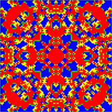 Kaleidoscope Prisoner's Dilemma (t=600).png